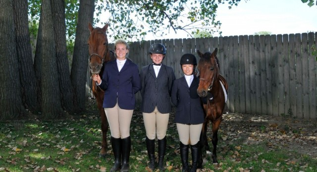 Varsity Equestrian ends season on bright note.
