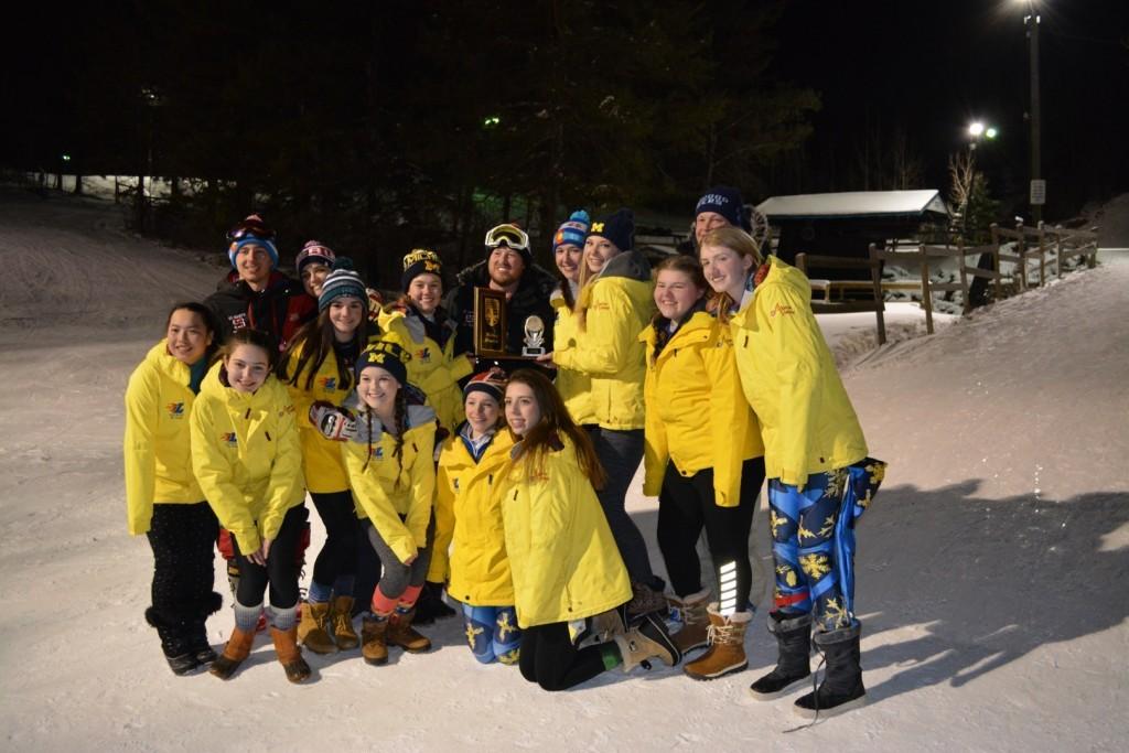 Varsity Ski 1