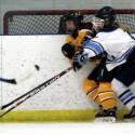 Ice Hockey vs. Mercy (State Semi-finals)