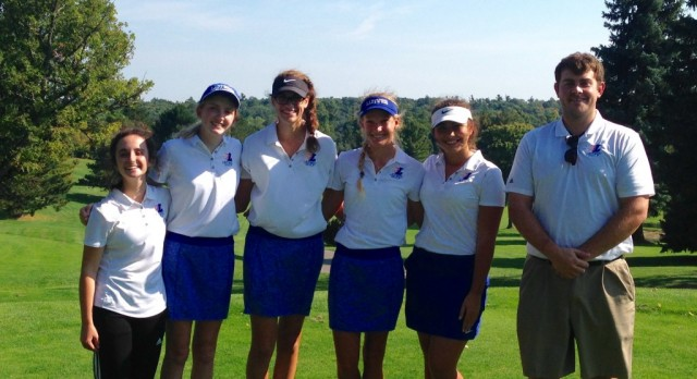 Ladywood Golf Advances to States for 3rd Straight Year