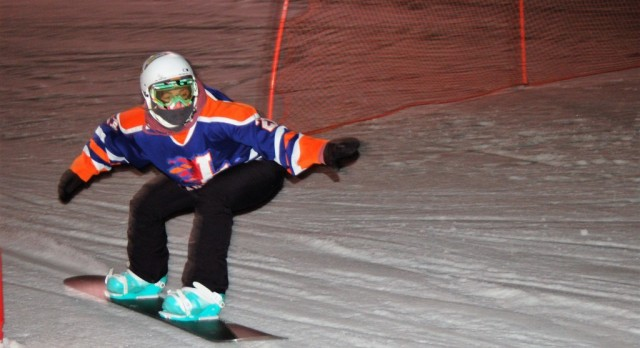 Snowboarder Baxter Moving on to States