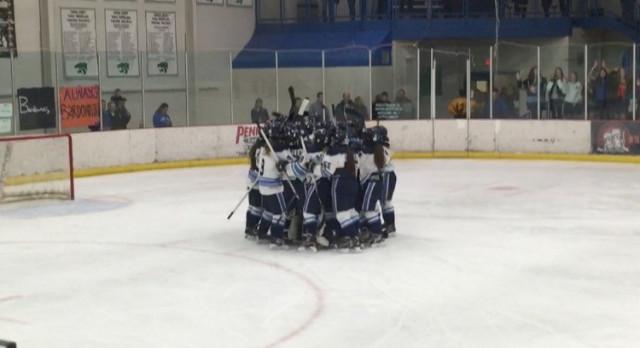 Hockey Heading to Championship Game
