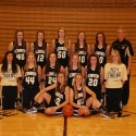 2012-2013 Girls JV Basketball Team