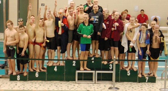 LHS Tigersharks ~ 18 Lifetime Bests at Sectionals!!!