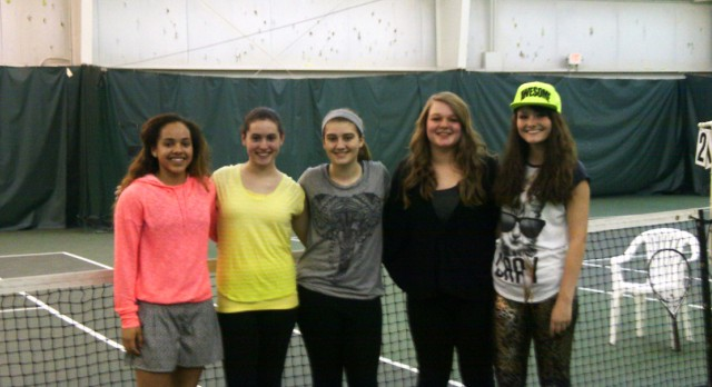 Tennis Falls to Crawfordsville