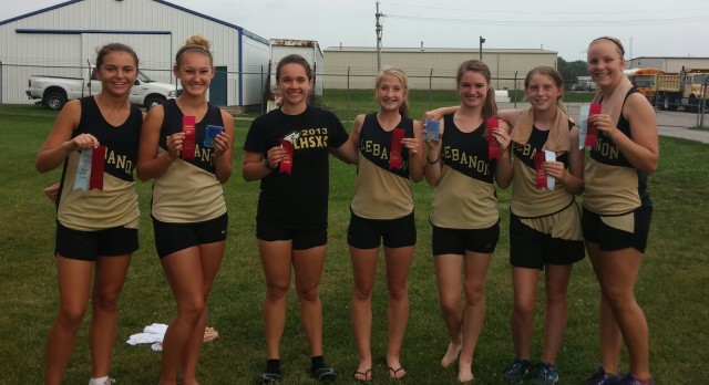 Tigers Cross Country teams compete at Frankfort Invitational