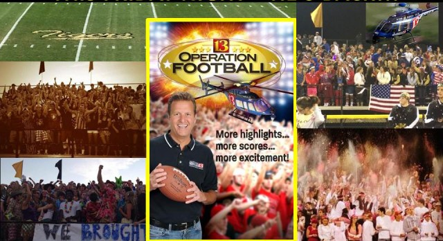 Lebanon to Host Chatard for Football Sectional Game: OPERATION FOOTBALL COMING!