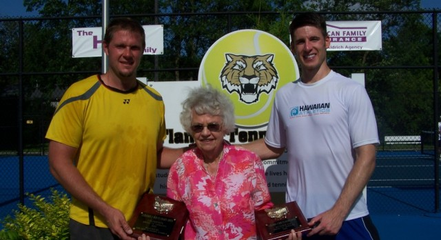 Bob Flanary Tennis Tournament Huge Success! Click for Results & Pictures