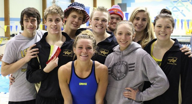 Tiger Sharks Dominate Webo on Senior Night