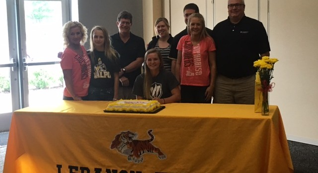 Congratulations Makenzy Tibbot: Signed to Swim at Valparaiso University