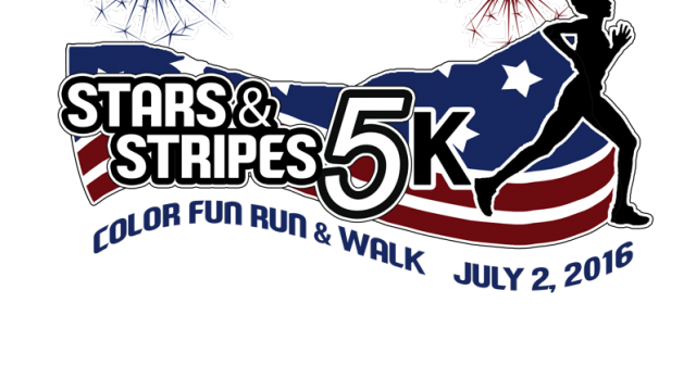 LHS Athletics & City of Lebanon To Host 5k Stars and Stripes Color Fun Run July, 2nd