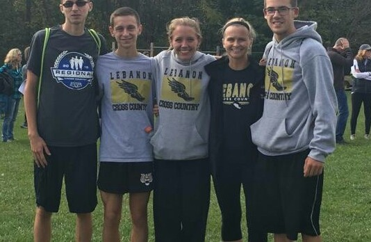 Cross Country finishes their season at Regionals