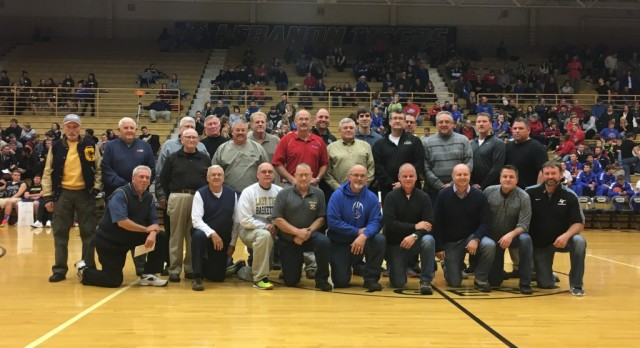 Welcome Back Former Boone County Men Basketball Players