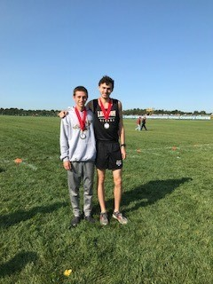Boys XC Travel to Terre Haute to Compete in THSB State Preview Meet.