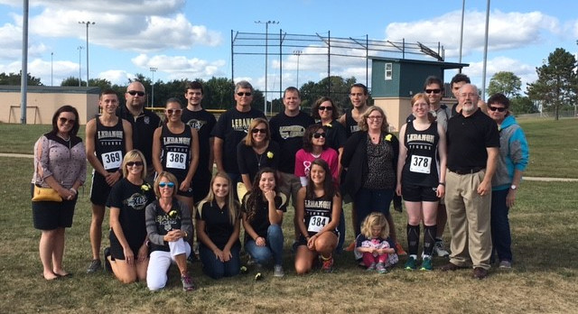 Boys & Girls Cross Country Celebrate Senior Night with impressive results in the Tiger Invitational