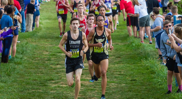 Tigers Cross Country Competed well in Riverview Flashrock Invitational
