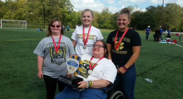 Lebanon Earns First ever State Runner Crown in IHSAA Champions Together Bocce Tournament!