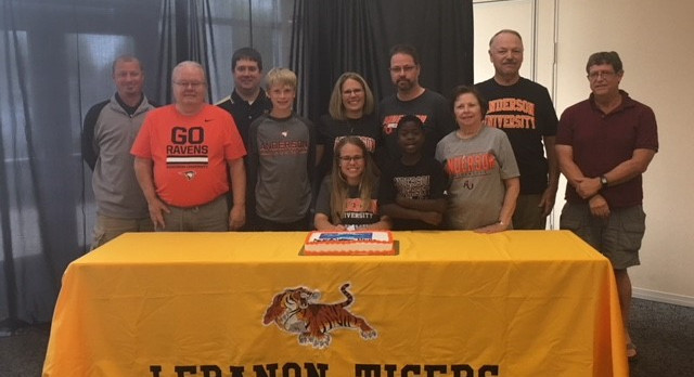 Congratulations Noelle Parks: Signed to Swim @ Anderson University