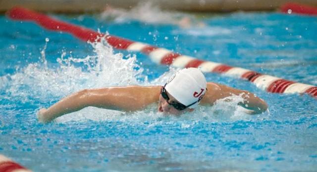 Girls Swimming Repeats as Mt. Vernon Invite Champions