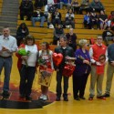 Winter Sports Senior Night