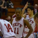 Sectional – Jeff vs Jennings County