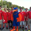 "Boys Soccer Helps Riverside Elementary with ""Back to School Night"""