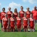 2014 Girls Cross Country Team