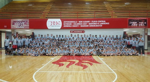 Summer Boys Basketball Camp