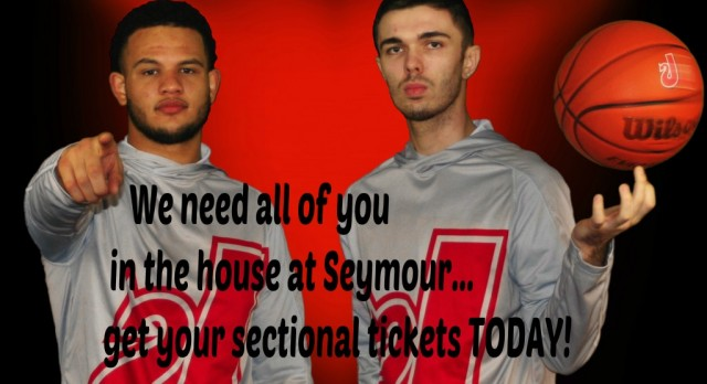 Boys Basketball Sectional Tickets On Sale