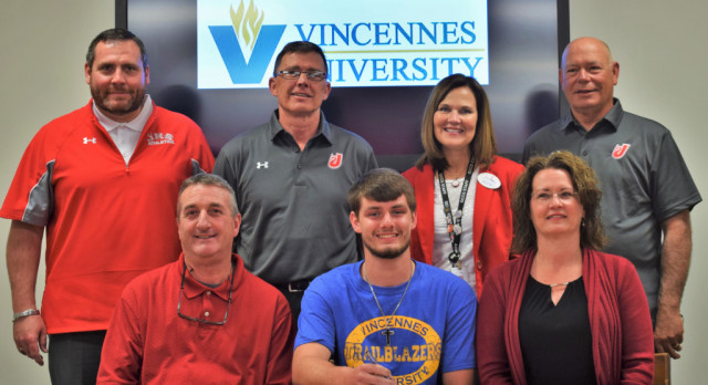 Red Devil Tony Cappola Signs with Vincennes University
