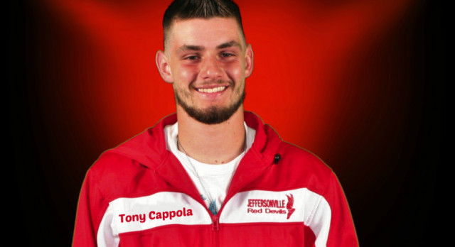 Tony Cappola is this week's Rising Red Devil!