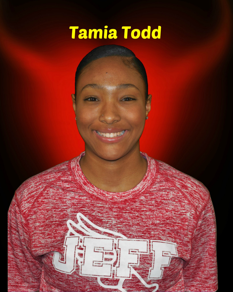 Tamia Todd
