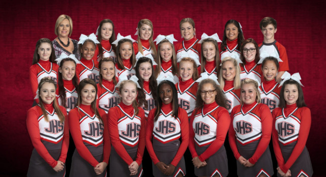 JHS Fall Cheerleading Clinic