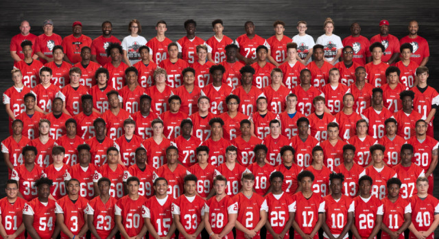Red Devil Football Travels to New Albany