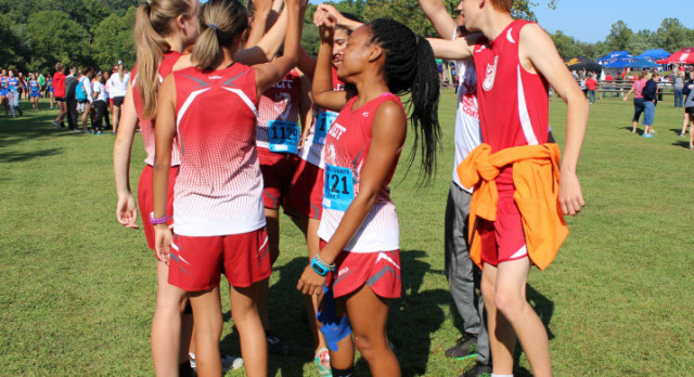 Cross country comes up short at Regional; Schansberg advances