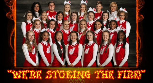 Jeffersonville Red Devil Cheer Squad