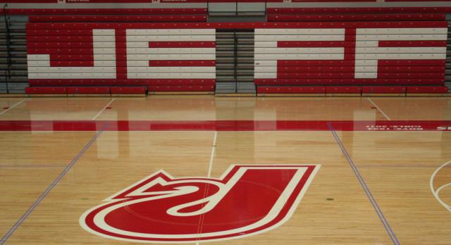 Jeffersonville High School Girls Varsity Basketball beat Bloomington South High School 46-21