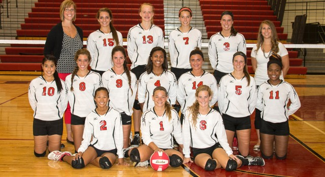 Varsity Volleyball Earns Academic Honors