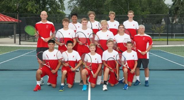 Boys Tennis Earns Academic Honor