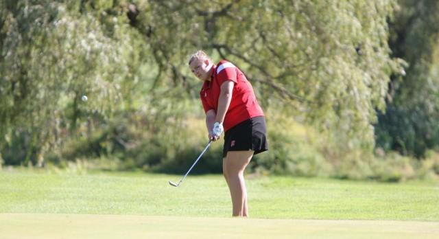 Bosman Competes at MHSAA Golf Finals