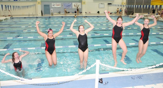 6th-8th Grade Girls Swimming & Diving Information