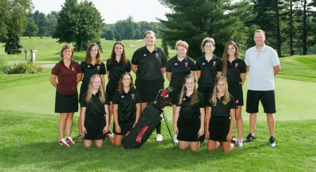 Girls Golf Earns Academic Honor