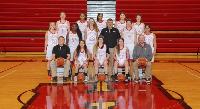 Girls Basketball Earns Academic Honor