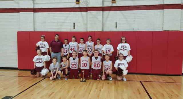 Bloomfield Boys 6th Grade – Bloomfield Invitational Tournament Champions