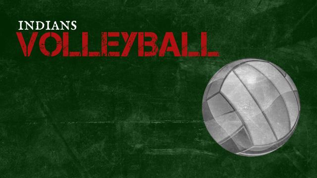 Anderson High School Girls Varsity Volleyball beat Connersville High School 3-2