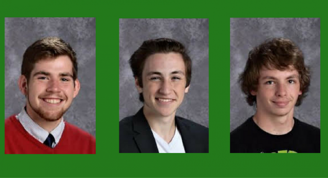 Three Cross Country Anderson Indians named Academic All-State