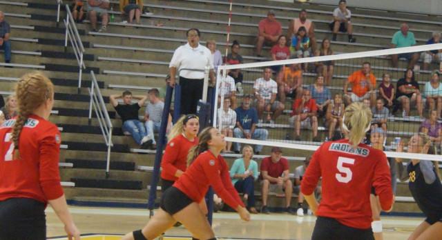 Volleyball Raids Shenandoah