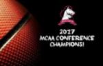 GIRLS BASKETBALL 2016-2017 MCAA CONFERENCE CHAMPIONS