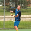 Varsity Boys Tennis vs Forest Hills Eastern 9.10.15