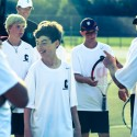 JV Boys Tennis vs Mona Shores 8.22.15